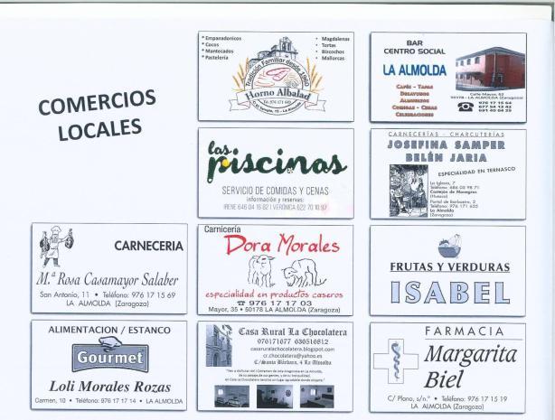 Comercios Locales