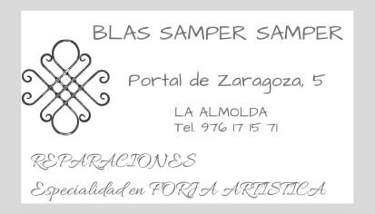 BLAS SAMPER SAMPER