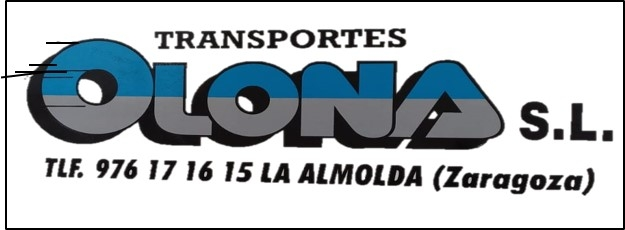 TRANSPORTES OLONA